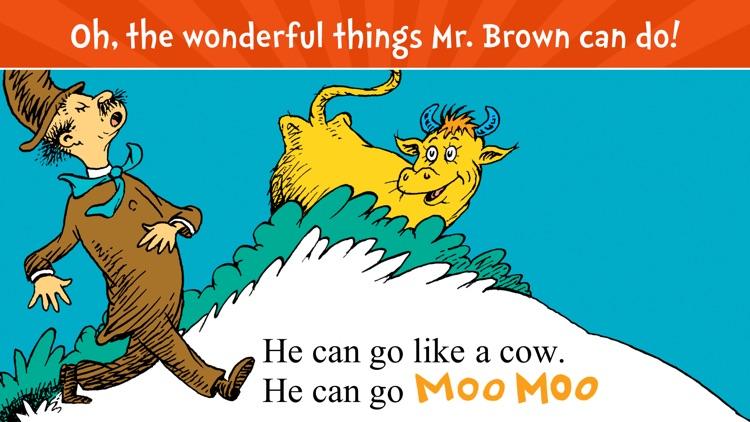 Mr. Brown Can Moo! Can You? screenshot-0