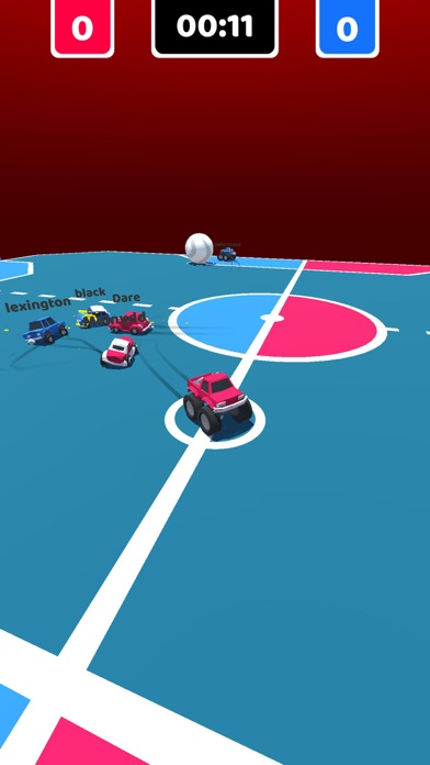 Hyperball screenshot1