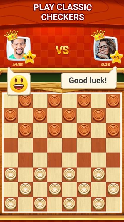 Checkers - Online & Offline screenshot-0