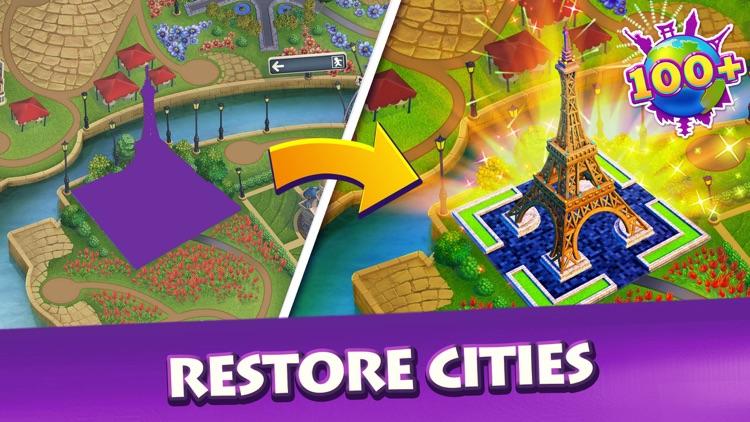Gummy Drop! Match 3 Puzzles screenshot-6