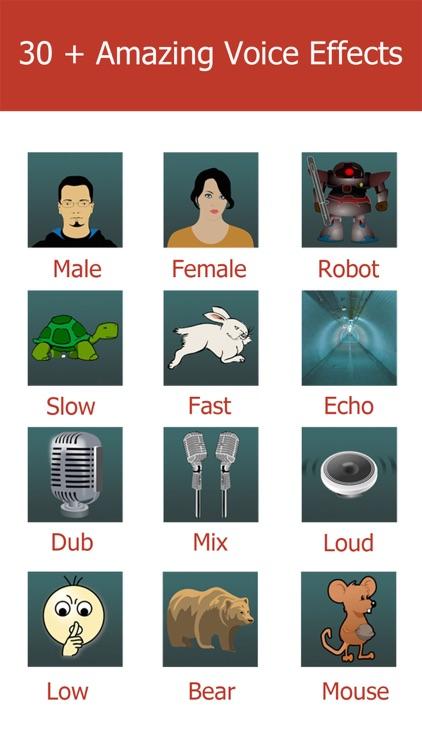 Video Voice Changer-Fun Editor