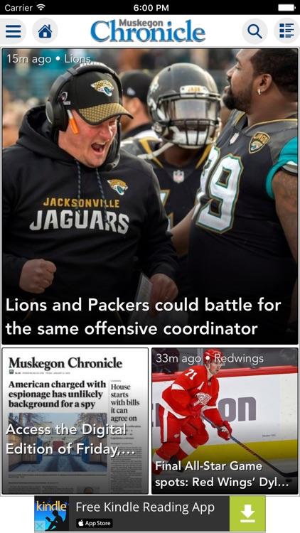 Muskegon Chronicle