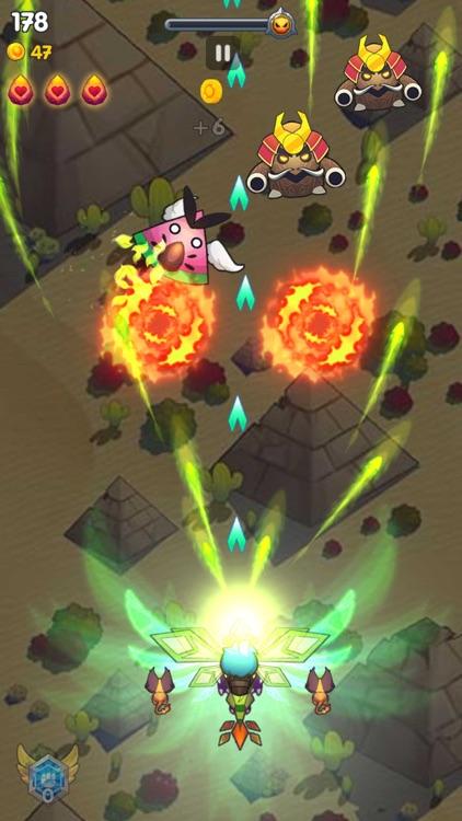 Space Shooter - Sky Champ screenshot-8