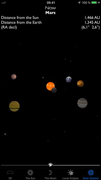 Screenshot #2 pour Soleil et Lune 3D Pro