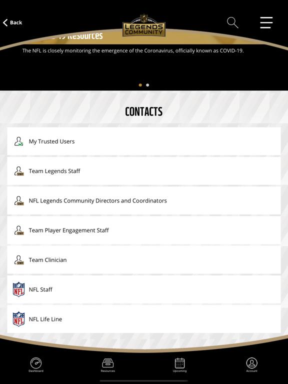 NFL Players Community screenshot 8