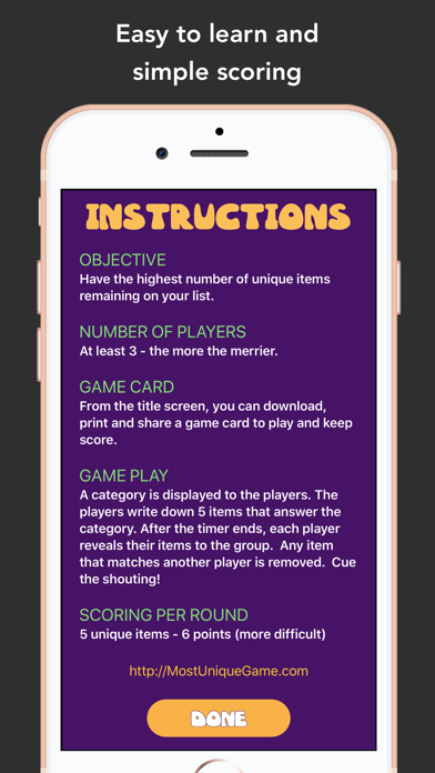 The Most Unique Game free Resources hack
