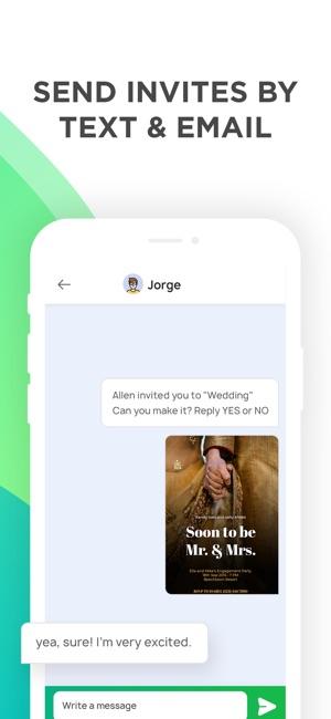 Invitation Maker Invite On The App Store