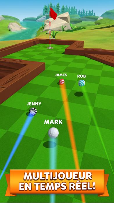Télécharger Golf Battle pour Pc