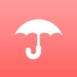 懒人天气-最直观的天气app!