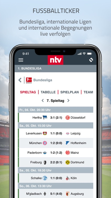 ntv Nachrichten screenshot-8