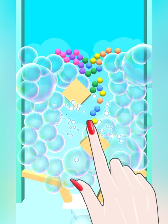 Bubble Ball Rush screenshot 4