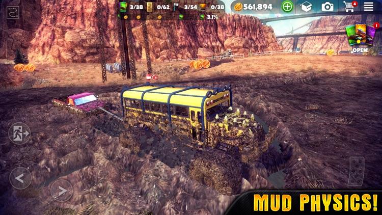Off The Road - OTR Mud Racing screenshot-3