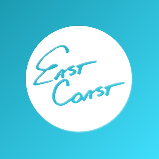 East Coast App icon