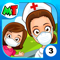 App Icon for My Town : Hospital App in Peru IOS App Store