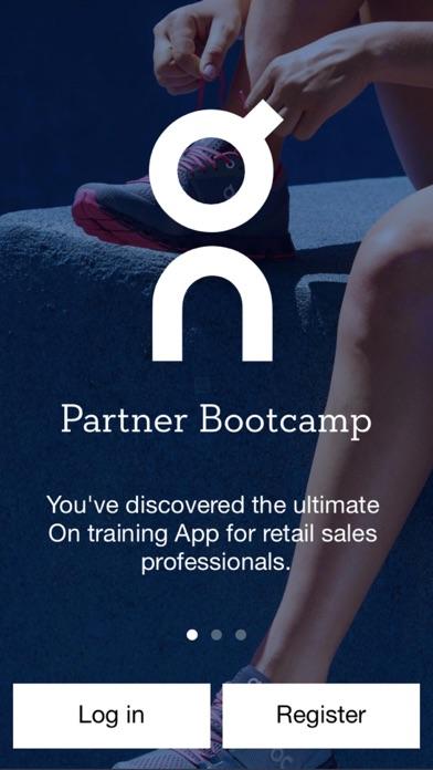 Partner Bootcampのスクリーンショット1