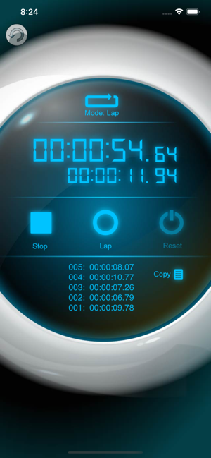 ‎Best Timer Screenshot
