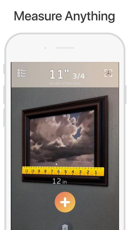 Tape Measure® screenshot-0