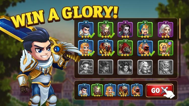 Hero Wars - Fantasy World screenshot-4