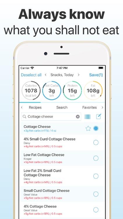 Keto.app - The Keto Diet app