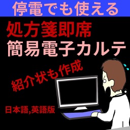 Dr最安:停電時ok緊急電カル:DrUMiB日本版