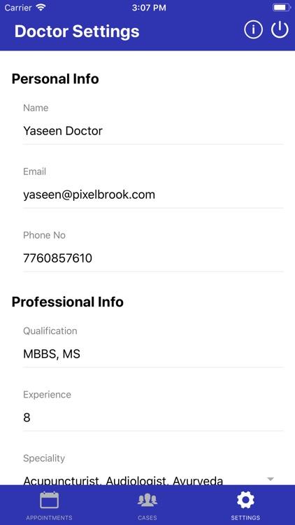 MedXperts screenshot-6