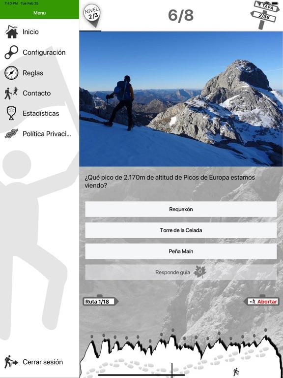 Trivial Cordillera Cantábrica screenshot 13