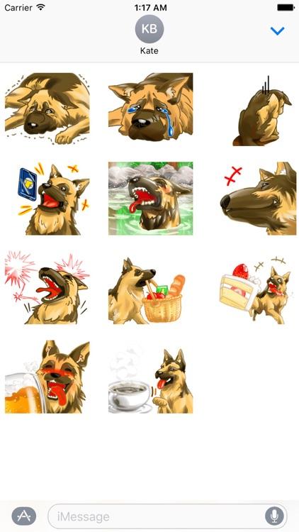 GSD Smart German Shepherd Dog
