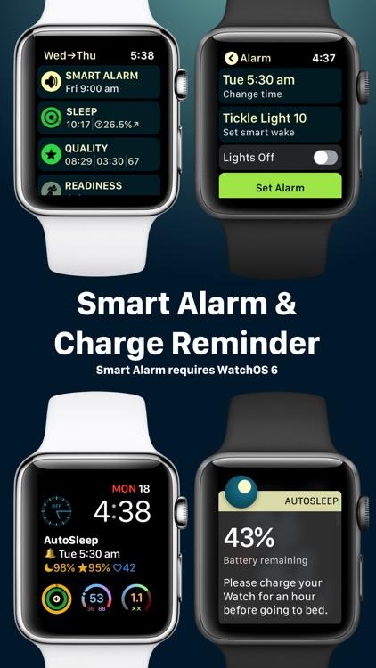 AutoSleep Track Sleep on Watch screenshot-3