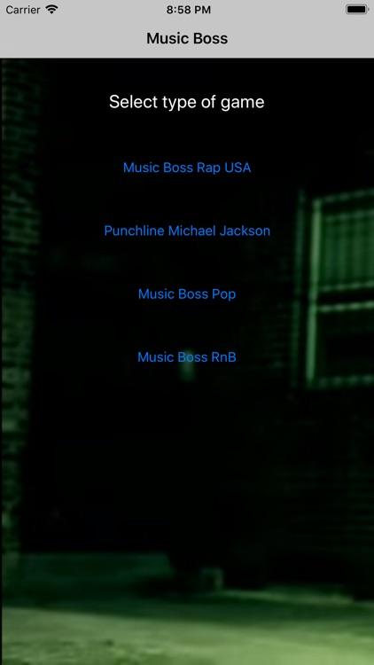 Music Boss Universal
