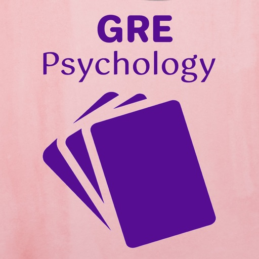 GRE Psychology Flashcards