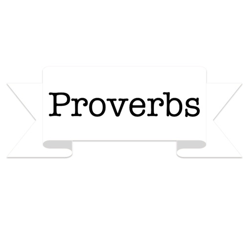 Proverbs Stickers