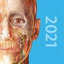 icone Atlas d\'anatomie humaine 2021