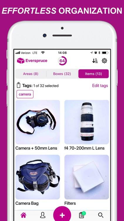 Home Inventory App Everspruce screenshot-4