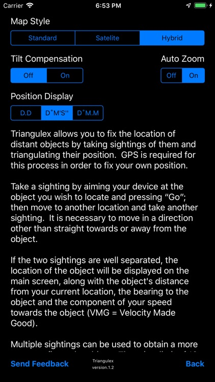 Triangulex screenshot-3