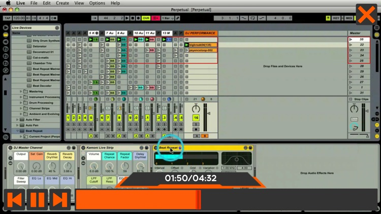 Course For Ableton Live 101