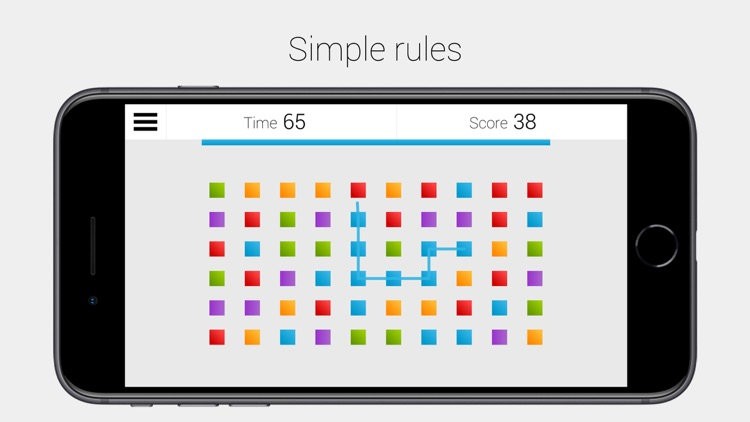 60 squares - Use your head!