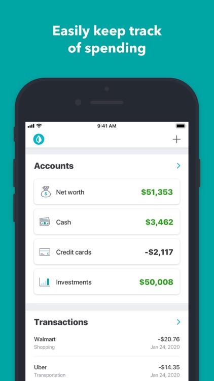 Mint: Personal Finance & Money screenshot-0