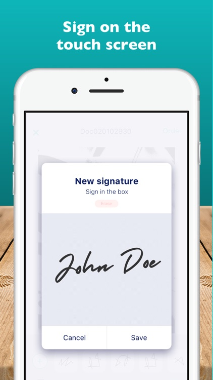 Scanner App ∙ Scan & Sign PDF screenshot-3