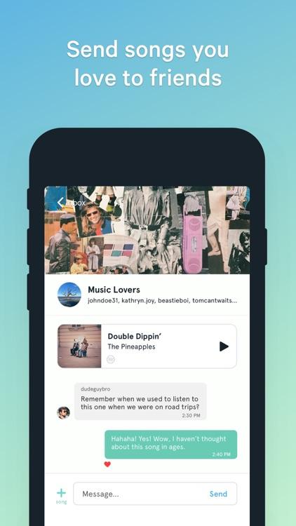 bopdrop - music discovery screenshot-3