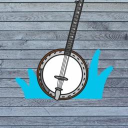 Bluegrass Music Stickers