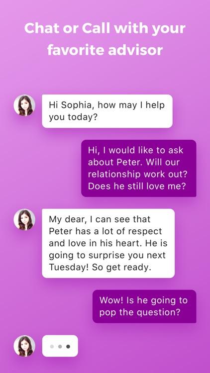 Zodiac Touch - psychic reading screenshot-3