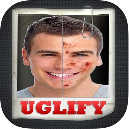 Uglify - Ugly Spotty Face Make