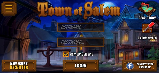 Town of Salem? - iOS (iPhone/iPad) Message Board for iOS ...