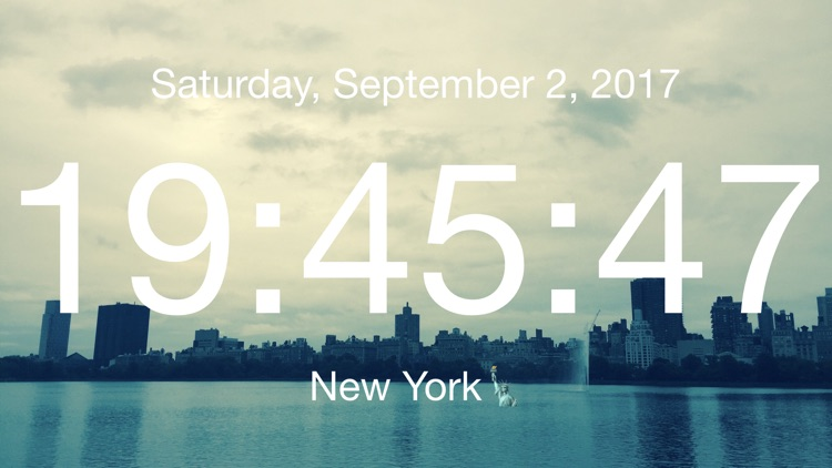 ClockZ | Clock Display + Alarm screenshot-4