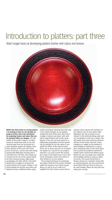 Woodturning Magazineのおすすめ画像8