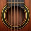 リアル ギター: コード  と 楽器 練習