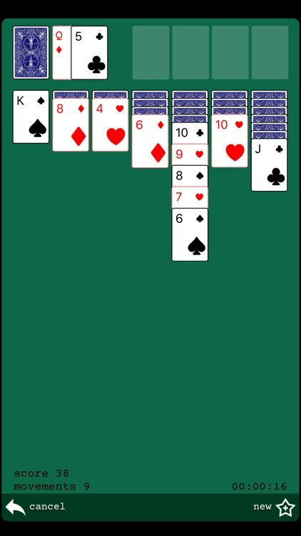 Solitaire (cards game) screenshot-4