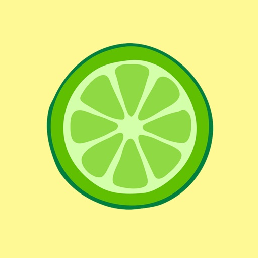 Lime Stickers