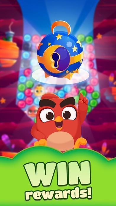 Angry Birds Dream Blast Screenshots