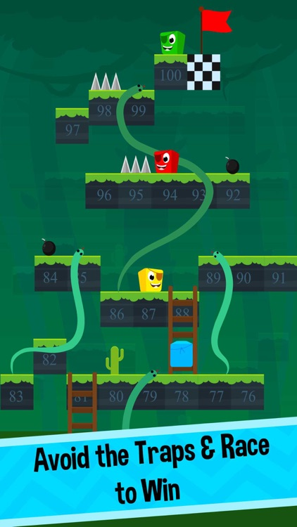 Snakes and Ladders # screenshot-3